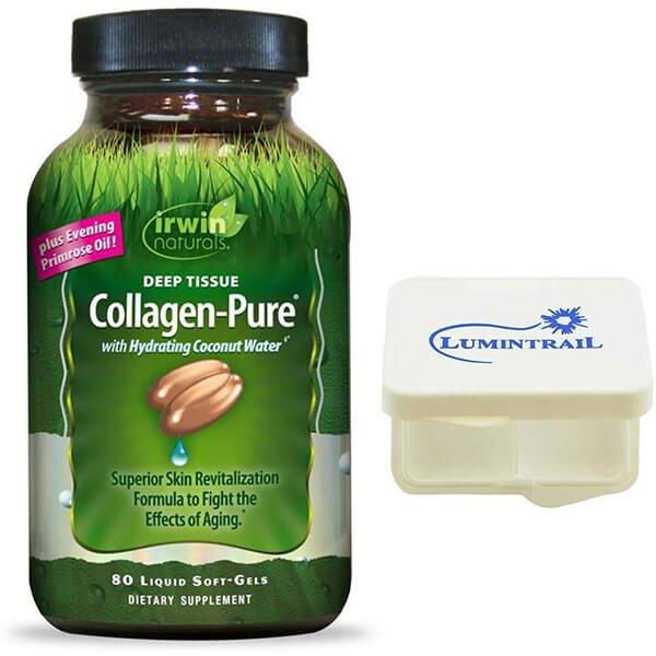 Irwin Naturals Deep Tissue Collagen-Pure