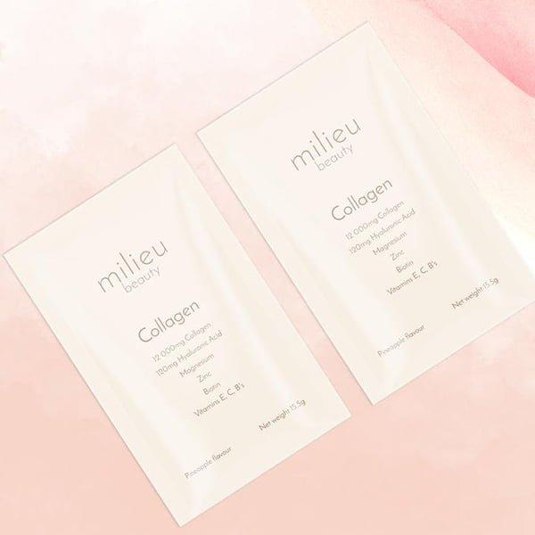 Milieu Beauty Collagen Drink