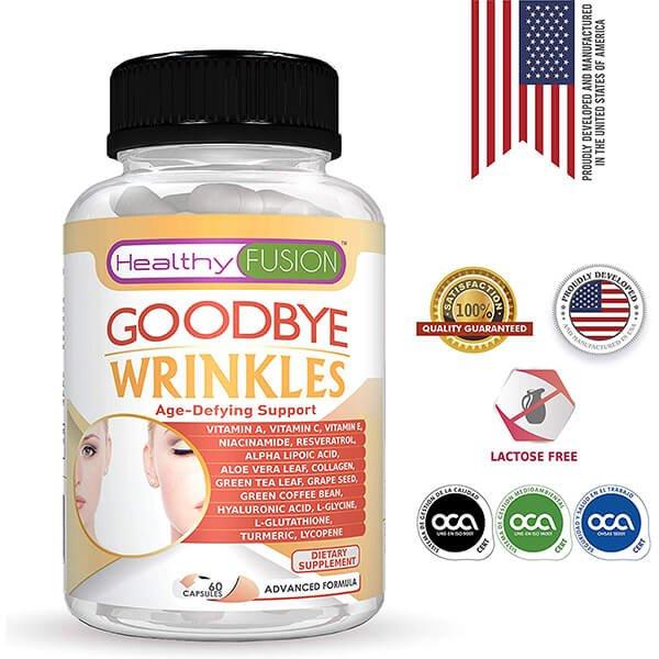 Goodbye Wrinkles