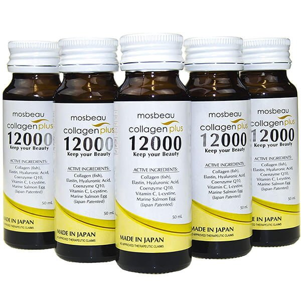 Mosbeau Collagen Plus 12000