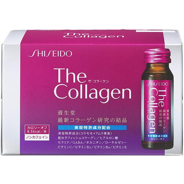 Shiseido The Collagen Drinks