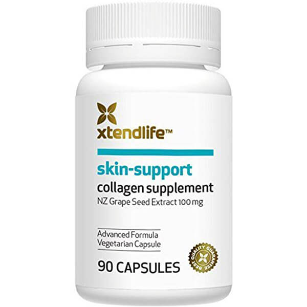Xtend-Life Skin Support Collagen Supplement