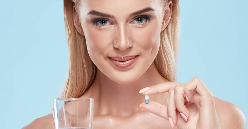 taking collagen as a pill